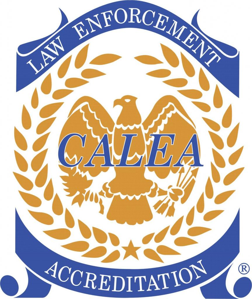 CALEA.org website - Law Enforcement Accreditation